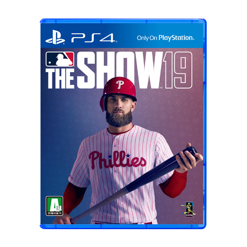 PS4 MLB THE SHOW19 초회판